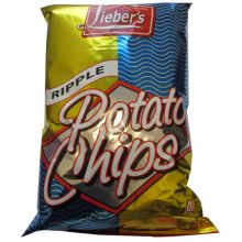 Liebers Large Potato Crisps