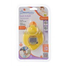 Dreambaby Bath Thermometer in a Duck