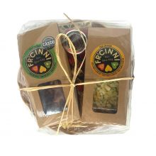 Spice Way Fruit Infusions Tea Wicker Gift