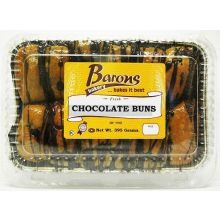 Barons Chocolate Buns