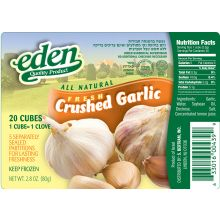 Eden's Crushed Garlic