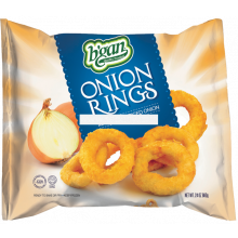 Bgan Breaded Onion Rings