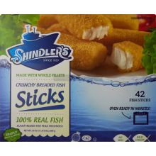 Shindler Fish Sticks