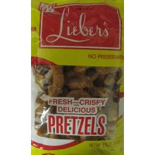 Liebers Dutch Pretzels