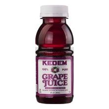Kedem Miniature Concord Grape Juice