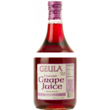 Geula Concord Grape Juice