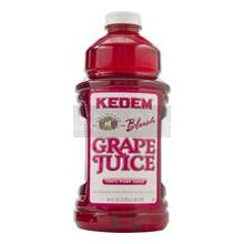 Kedem Large Blush Grape Juice