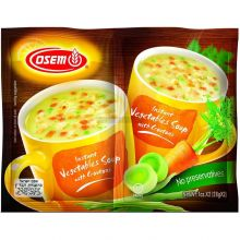 Osem Vegetable Soup Twin Pack