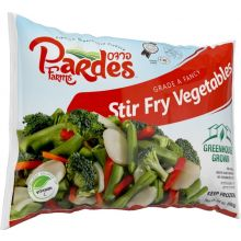 Pardes Stir Fry Vegetables