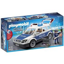 Playmobile Police car with Lights & Sound (6920)