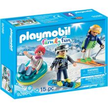 Playmobile Winter Sports Fun (9286)