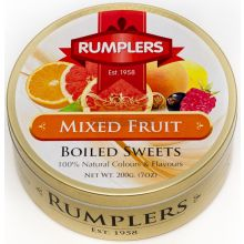Rumplers Mixed Fruit Boiled Sweets