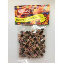 Shwartz Chocolate Buttons with Sprinkles