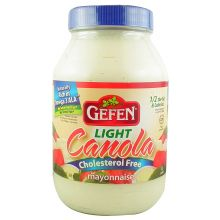 Gefen Light Canola Mayonnaise
