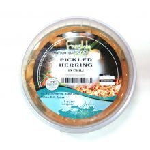 Taam Hayam Kosher Pickled Herring In Chili
