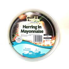 Taam Hayam Kosher Pickled Herring In Mayonnaise