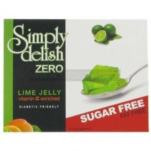Simply Delish Lime Sugar Free Jelly