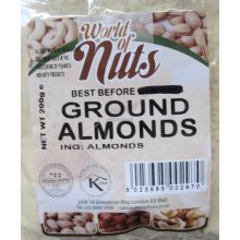 World of Nuts Ground Almonds