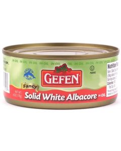 Gefens Albacore  In Oil