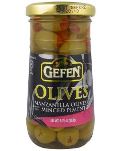 Gefens Stuffed Olives