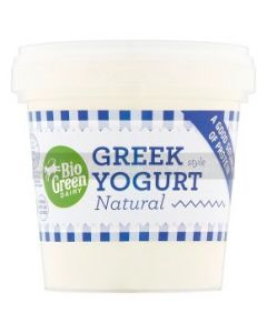 Biogreen Greek Style Plain Yogurt