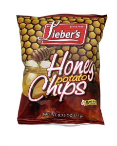 Liebers Small Honey Potato Chips