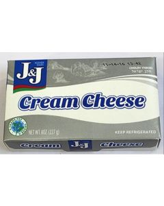 J&J's Cream Cheese Bar
