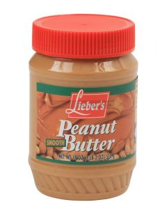 Liebers Smooth Peanut Butter