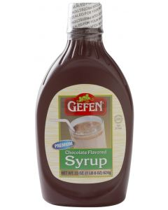 Gefens Chocolate Syrup