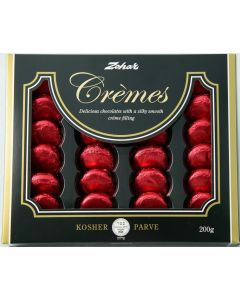 Zohar Strawberry Cremes in Display Box