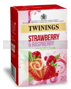 Twinning Strawberry & Raspberry Tea