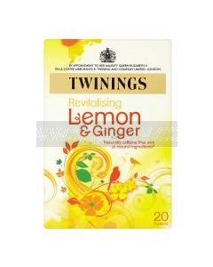 Twinning Lemon & Ginger Tea