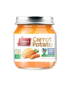Liebers Potato Carrot Puree