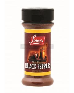 Liebers Whole Black Pepper