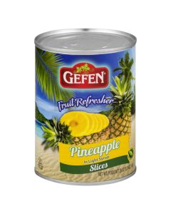 Gefen Sliced Pineapple