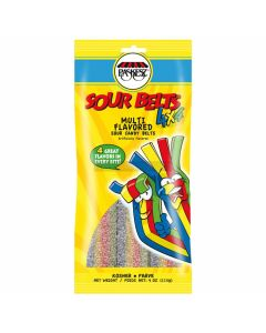 Paskesz Sour Belts Mix
