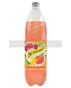 Schweppes Red Grapefruit with Hechsher