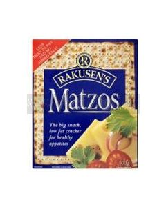 Rakausen's Traditional Matzos
