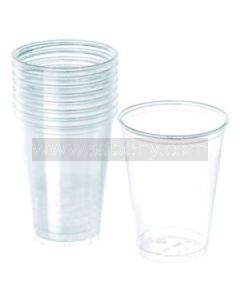 50 Clear Cups