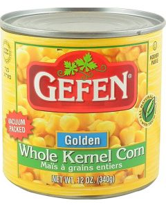 Gefen Vacuum Packed Tinned Corn