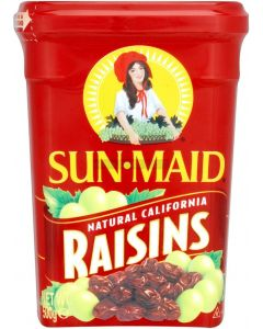 Sunmaid Raisins Drum