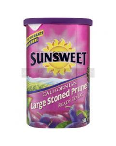 Sunsweet Prunes Drum