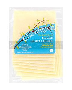 Chevington Light Sliced Cheese
