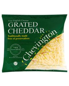 Chevington Grated Cheddar Cheese