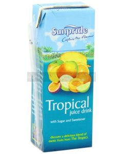 Sunpride Small Tropical Juice