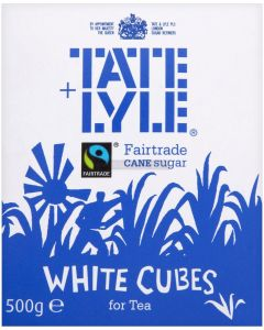 Tate & Lyle White Sugar Cubes