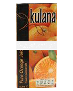 Kulana Orange Juice 1 Litre