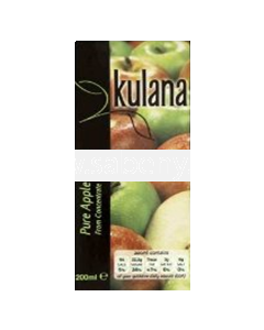 Kulana Apple Juice 1 Litre