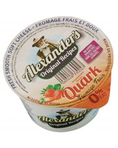 Alexander's 0% Strawberry Quark