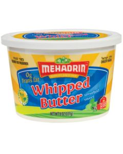 Mehadrin Whipped Butter
